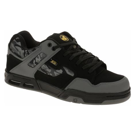 shoes DVS Enduro Heir - Black/Camo/Nubuck - men´s