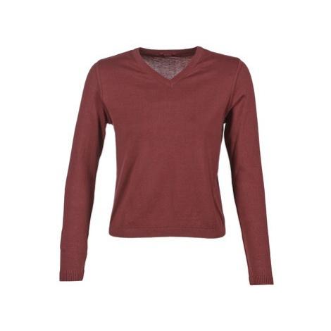BOTD ECORTA VEY women's Sweater in Bordeaux