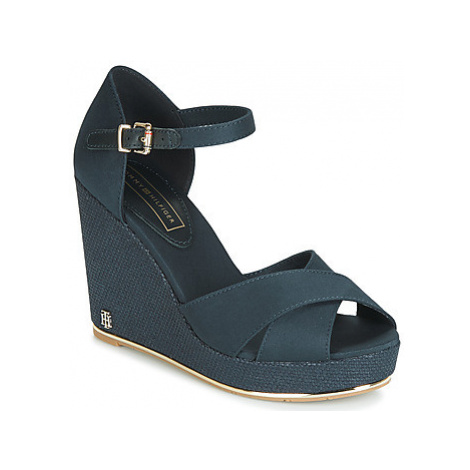 Tommy Hilfiger SELENA 2D women's Sandals in Blue