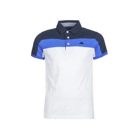 Kappa OTTER men's Polo shirt in White