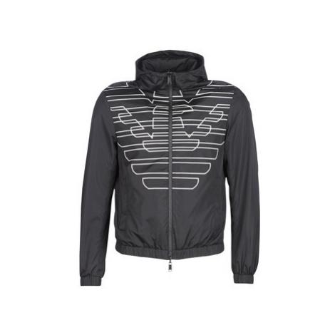 Emporio Armani YOULONE men's Jacket in Black