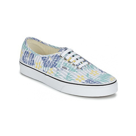 Vans AUTHENTIC men's Shoes (Trainers) in Blue