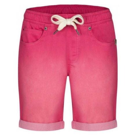 Loap DECALA pink - Women's shorts