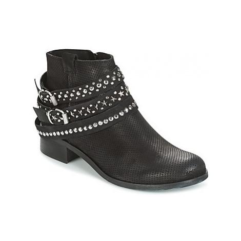 Sweet Lemon RALOYA women's Mid Boots in Black