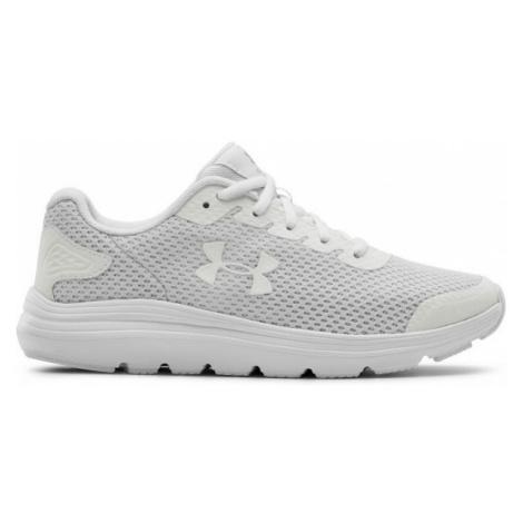 White women's running shoes