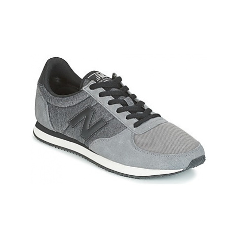 New Balance U220 men's Shoes (Trainers) in Grey