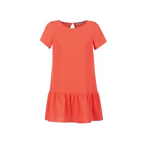 Betty London GLIMELLE women's Dress in Orange