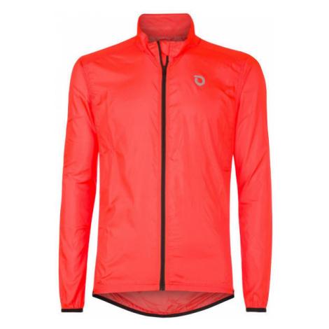 Briko FRESH PACKABLE orange - Light cycling jacket