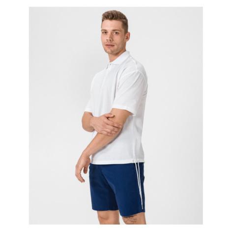 Diesel T-Plato Polo t-shirt White