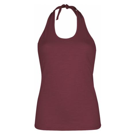 Black Premium by EMP - Over Your Shoulder - Girls Top - burgundy