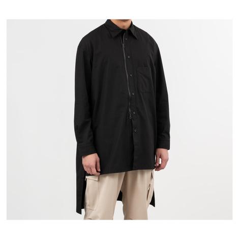 Y-3 Craft Long Shirt Black