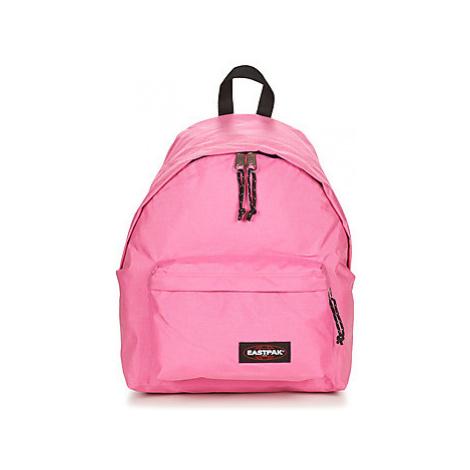 Eastpak PADDED PAK'R 24L women's Backpack in Pink