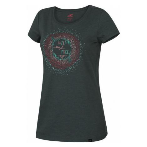 Hannah ABBY black - Women's T-shirt