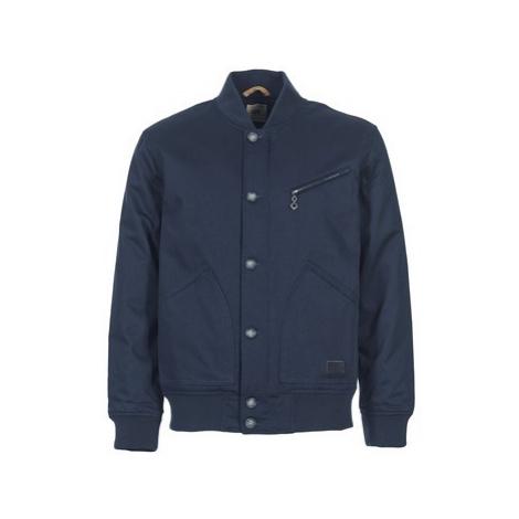 Lee BOMBER JCKT men's Jacket in Blue