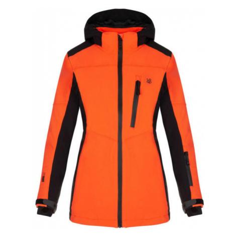 Loap FALONA orange - Women's skiing jacket