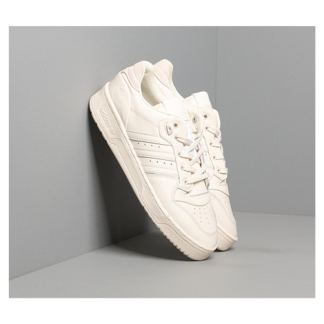 adidas Rivalry Low Off White/ Off White/ Ftw White