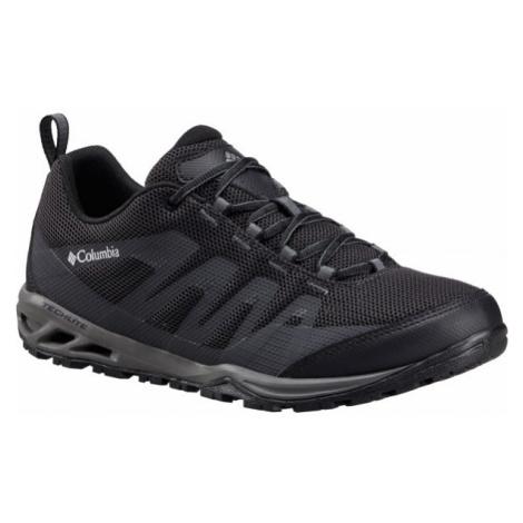 Columbia VAPOR VENT black - Men's sports shoes