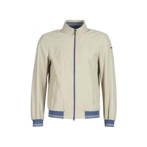 Geox TIRPIRO men's Jacket in Beige