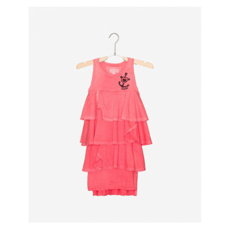 Diesel Kids Dress Pink