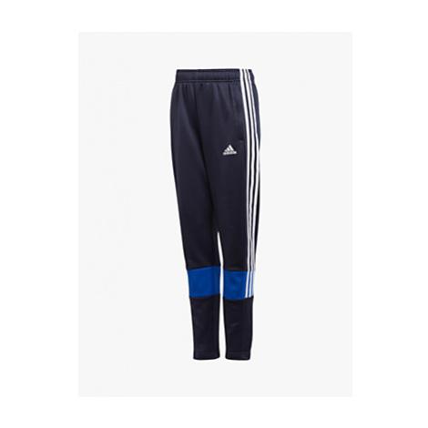 Adidas Boys' Must Haves 3-Stripes Aeroready Joggers, Legend Ink/Royal Blue