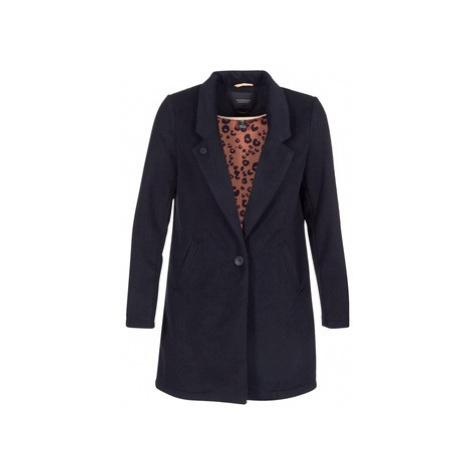 Maison Scotch FINIRS women's Coat in Blue Scotch & Soda