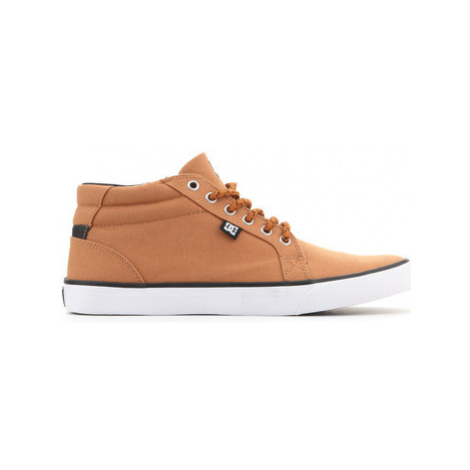 DC Shoes DC Council Mid TX ADYS300100-WE9 men's Shoes (High-top Trainers) in Brown