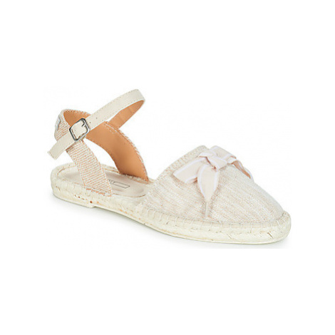Esprit Sanaz Sandal women's Espadrilles / Casual Shoes in Beige