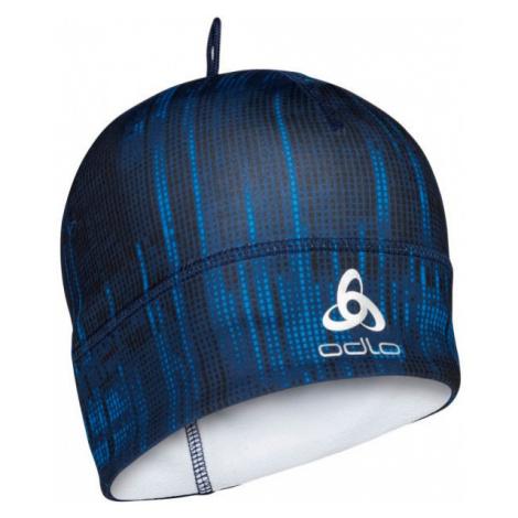Odlo HAT POLYKNIT blue - Nordic Ski Hat