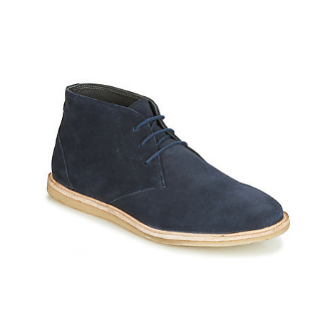 Frank Wright BAXTER men's Mid Boots in Blue