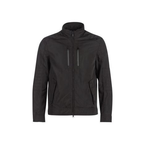 Geox TIRPIRALE men's Jacket in Black