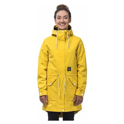 jacket Horsefeathers Akira - Lemon - women´s