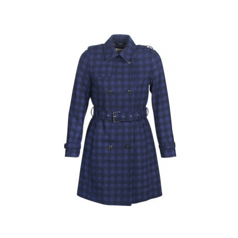 Esprit VRASSA women's Coat in Blue
