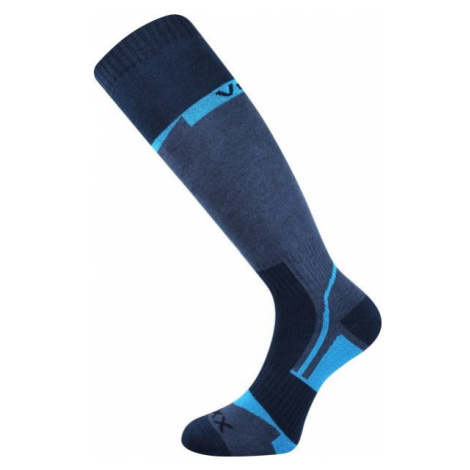 Voxx TULY blue - Boys' ski knee socks