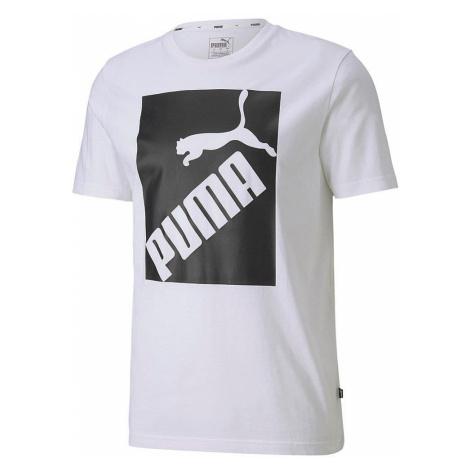 T-Shirt Puma Big Logo - Puma White - men´s
