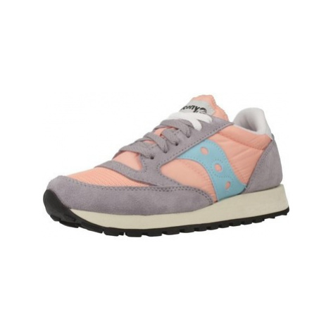 Saucony 60368 71 women's Shoes (Trainers) in Beige