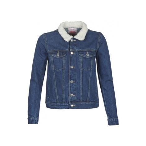 Moony Mood LOTITO women's Denim jacket in Blue