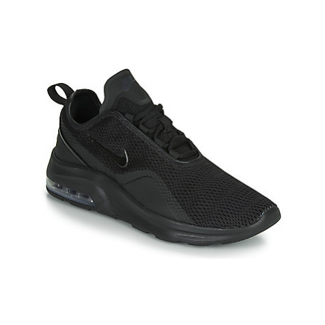 Nike AIR MAX MOTION 2 men's Shoes (Trainers) in Black