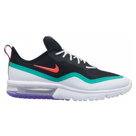 Nike AIR MAX SEQUENT 4.5 black - Men's leisure shoes