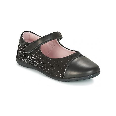 Kickers ESTRELLA girls's Children's Shoes (Pumps / Ballerinas) in Black