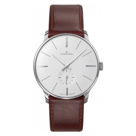 Mens Junghans Meister Handwinding Mechanical Watch 027/3200.00