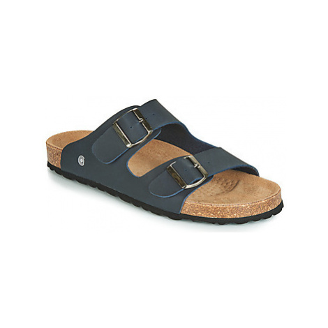 Casual Attitude JALAYANE men's Mules / Casual Shoes in Blue