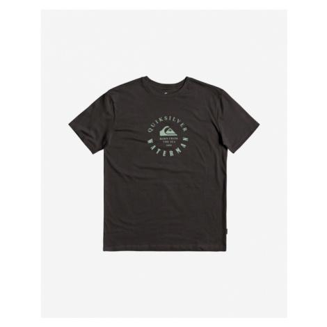 Quiksilver Waterman Little Marks T-shirt Grey