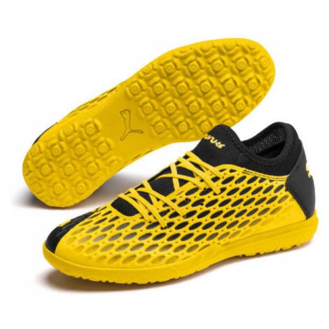 Puma FUTURE 5.4 TT yellow - Men's turf football boots