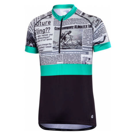 Klimatex BAREX green - Men's cycling jersey