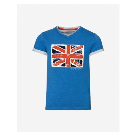 Pepe Jeans Baltashar Kids T-shirt Blue