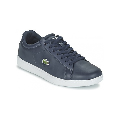 Lacoste Carnaby BL 1 women's Shoes (Trainers) in Blue