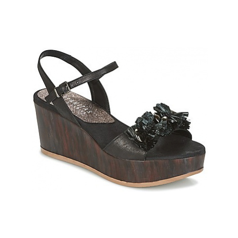 Hispanitas CORFU women's Sandals in Black