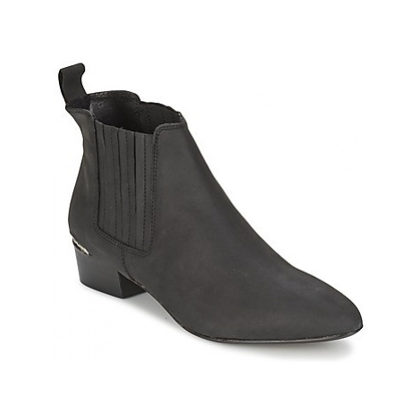 KG by Kurt Geiger SLADE women's Mid Boots in Black KG Kurt Geiger