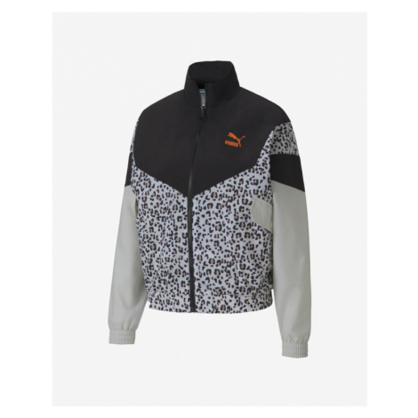 Puma TFS Printed Jacket Grey
