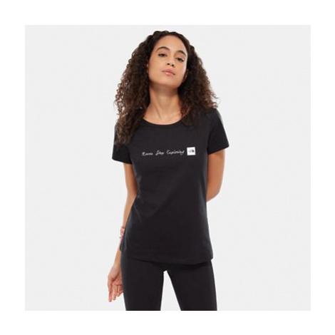 The North Face Women's Nse T-shirt Tnf Black/tnf White